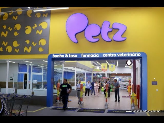 Inauguração da loja Petz em Taboão da Serra