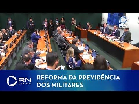Câmara instala comissão especial para discutir reforma da Previdência de militares