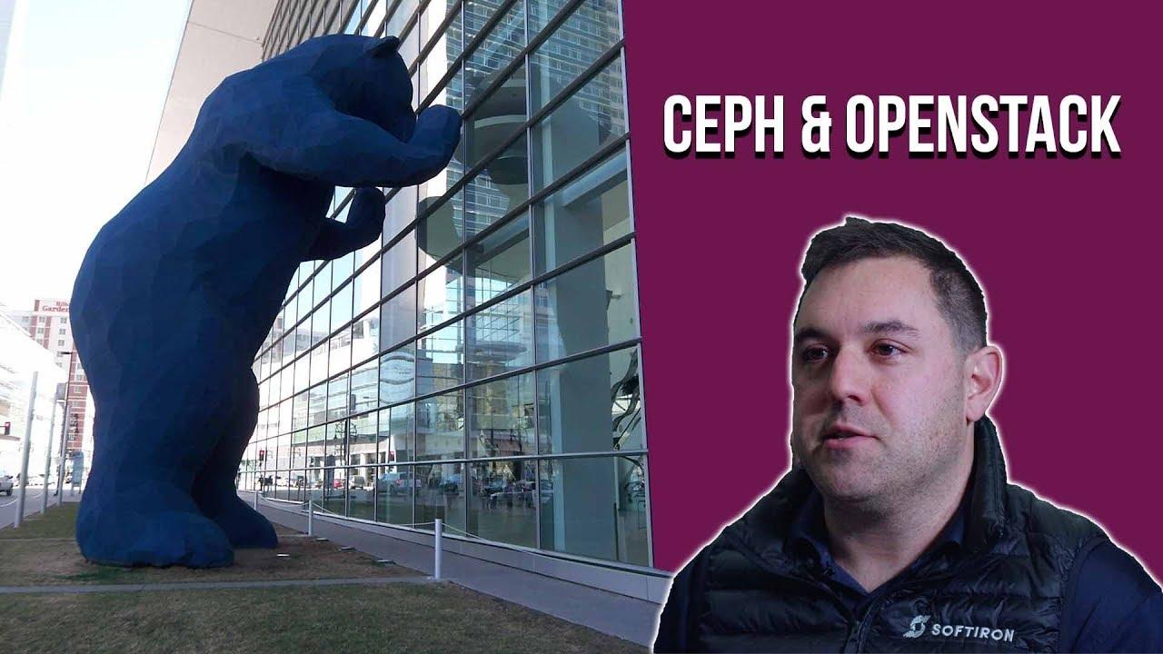 Making Open Source Ceph Easy To Use   Jason Van der Schyff