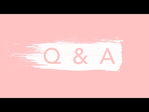 Questions, Answers and a Giveaway