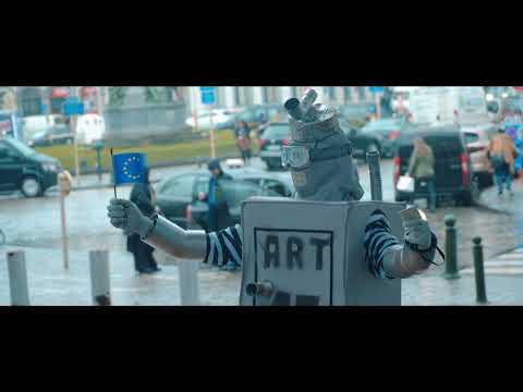 Thug Robot @ Bruxelles - Florent Sabatier - #CreatorsNetwork
