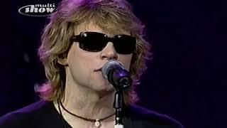Bon Jovi Bounce Brasil 2002