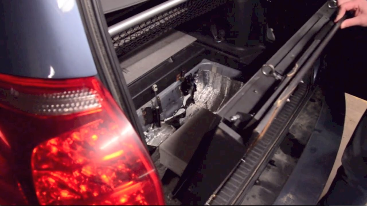 Police Reveal 15000 Ingenious Secret Compartment Mod In