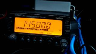 Funkkontakt zur ISS 31.10.11