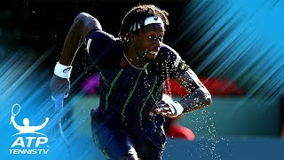 Gael Monfils: Top Hot Shots and Amazing Moments