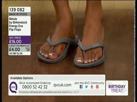 65603b5c27e Foot model from QVC with french toenails in Birkenstocks - YouTube