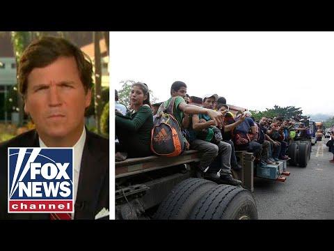 Tucker: Should America help caravan migrants?