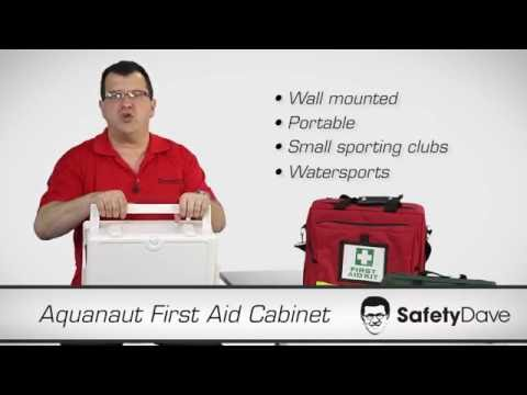 Compare popular first aid kits | Safety Dave Australia