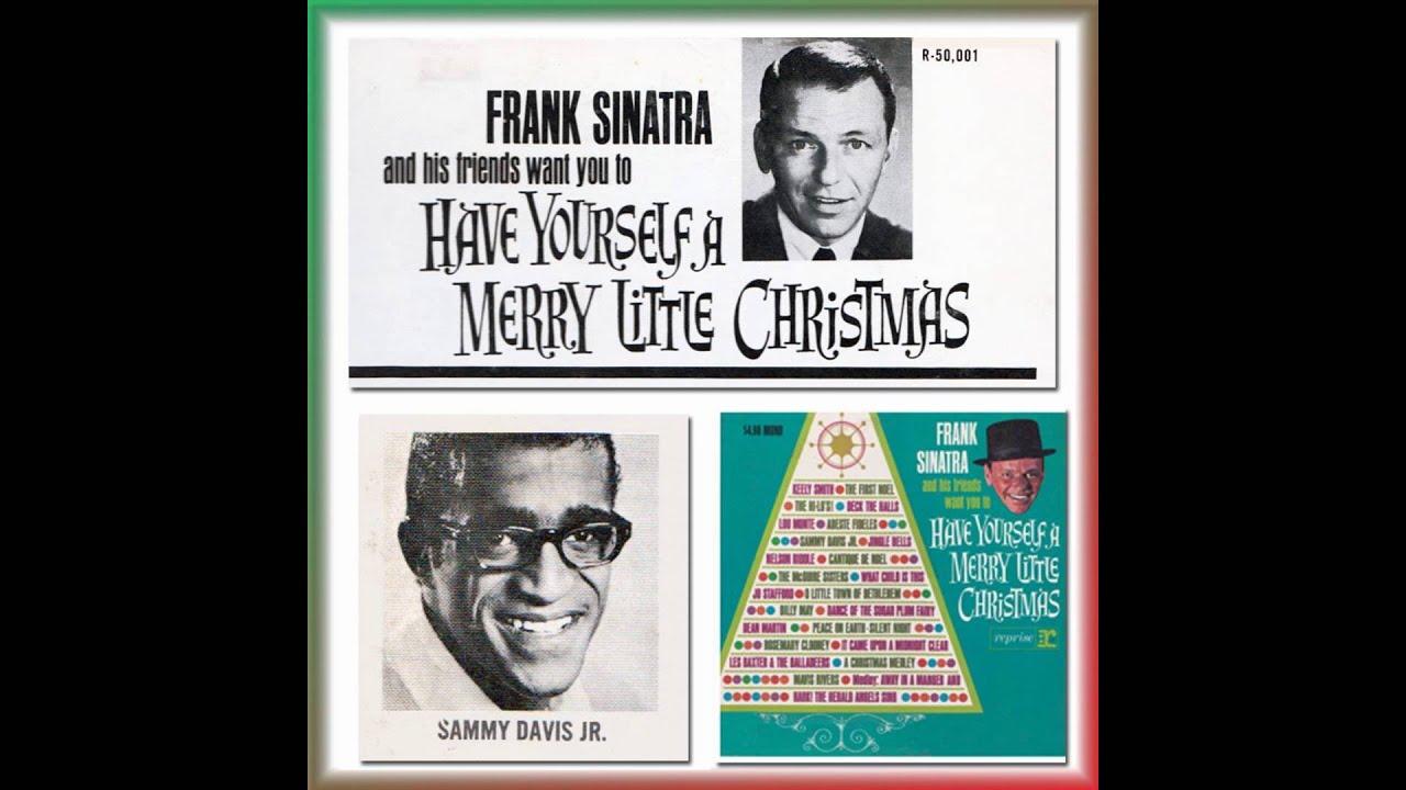 sammy davis jr jingle bells reprise 1961