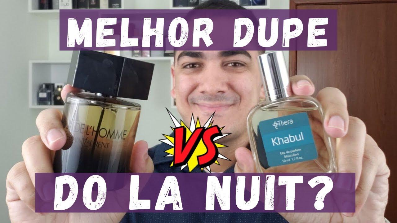 Download BATALHA DE PERFUMES   KHABUL vs. LA NUIT DE L'HOMME