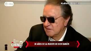 CARLOS VILLAGRAN HABLA DE LA MUERTE DE DON RAMON VALDEZ
