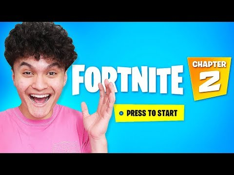 The NEW Fortnite - CHAPTER 2