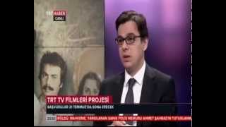 TRT TV Filmleri Projesi'ni TRT Genel Müdür Yardımcısı İbrahim Eren değerlendirdi