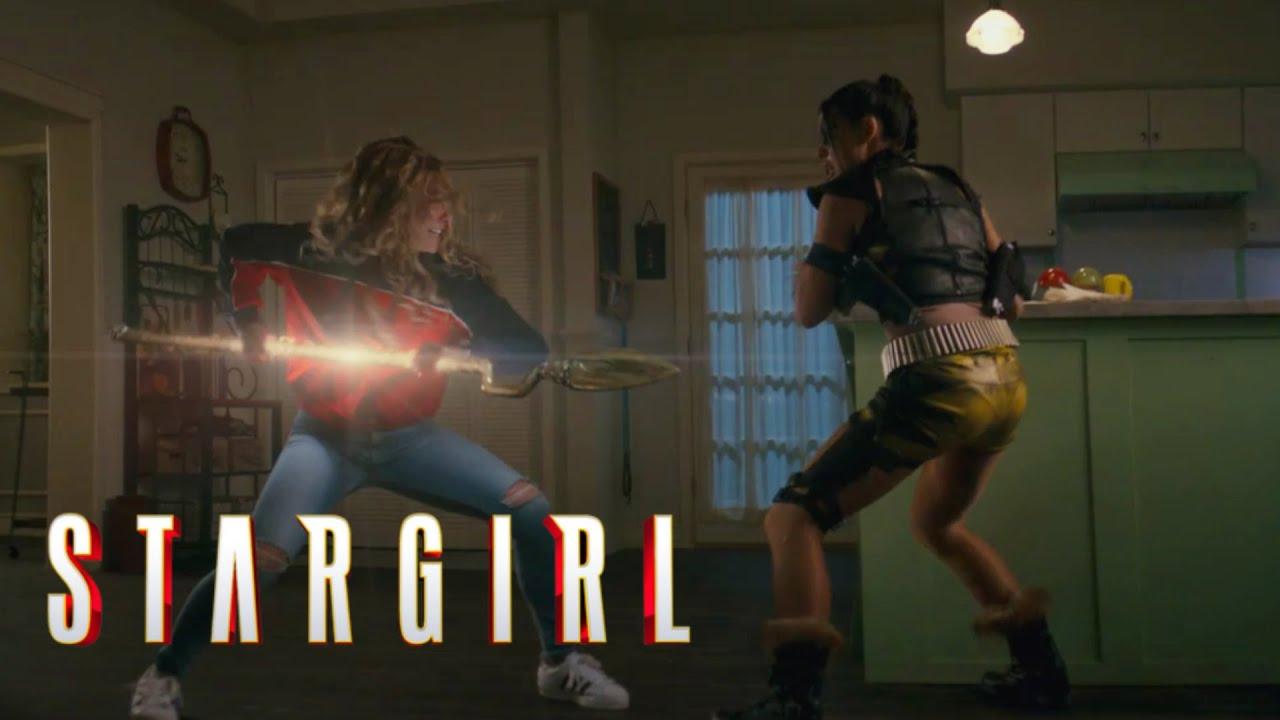 """Download Stargirl Episode 12   """"Sportsmaster & Tigress' Hunt"""" Clip [HD]   DC"""