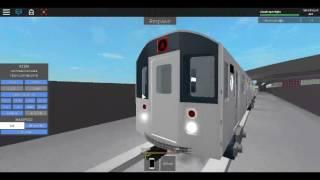 Roblox MTA Rare: R110A A Train