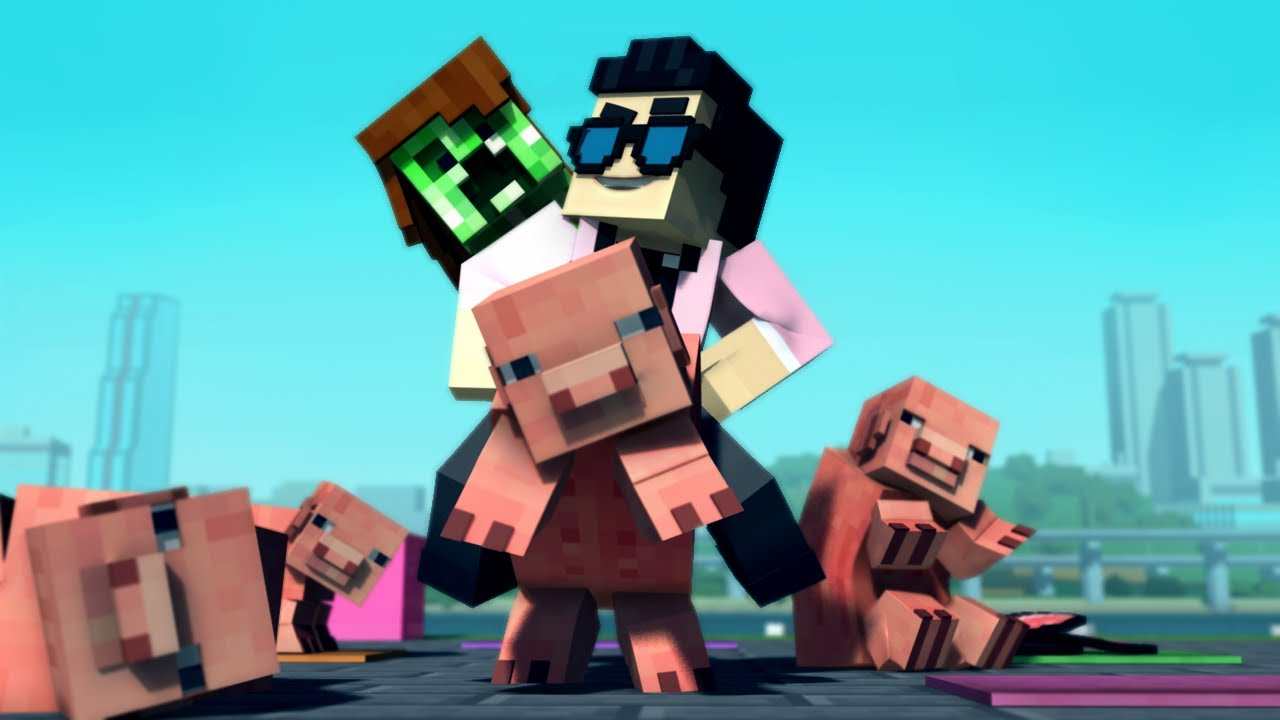 "The best and the worst video game-themed ""Gangnam Style"