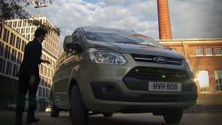 Ford Tourneo Custom Аксессуары | Ford Russia