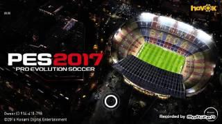 SAPMIYONLAR LIGI FINAL ETKINLIGI GELDI 《PES 2017 MOBİLE》TOP ACILIMI {Türkçe}