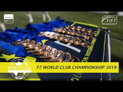 Football 7 World Club Championship Italy 2019 - Official Video