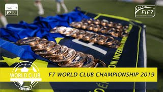 Football 7 World Club Championship Italy 2019 Official Video