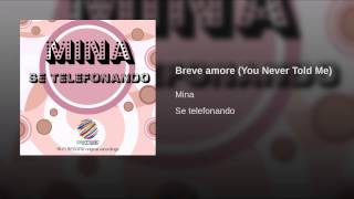Breve amore (You Never Told Me)