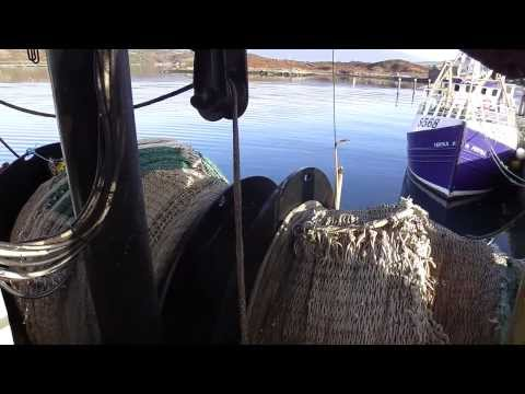 Irish Fishing Trawler, Baltimore, Ireland
