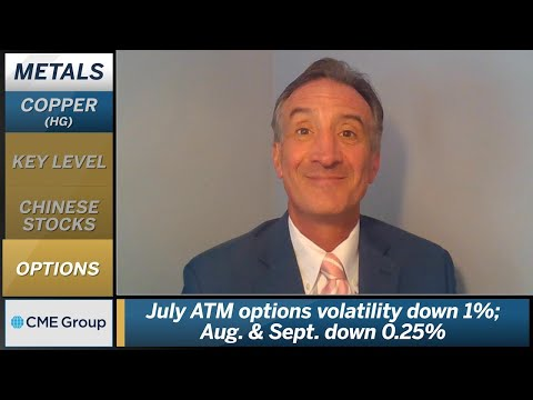 May 29 Metals Commentary: Larry Shover