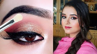 Step by Step Party Makeup for Beginners (Party Make Up kernay ka Tarika) Urdu Hindi