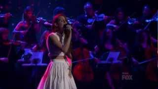 Lana Del Rey - Video Games - American Idol 2012 (Live Results Show 4)