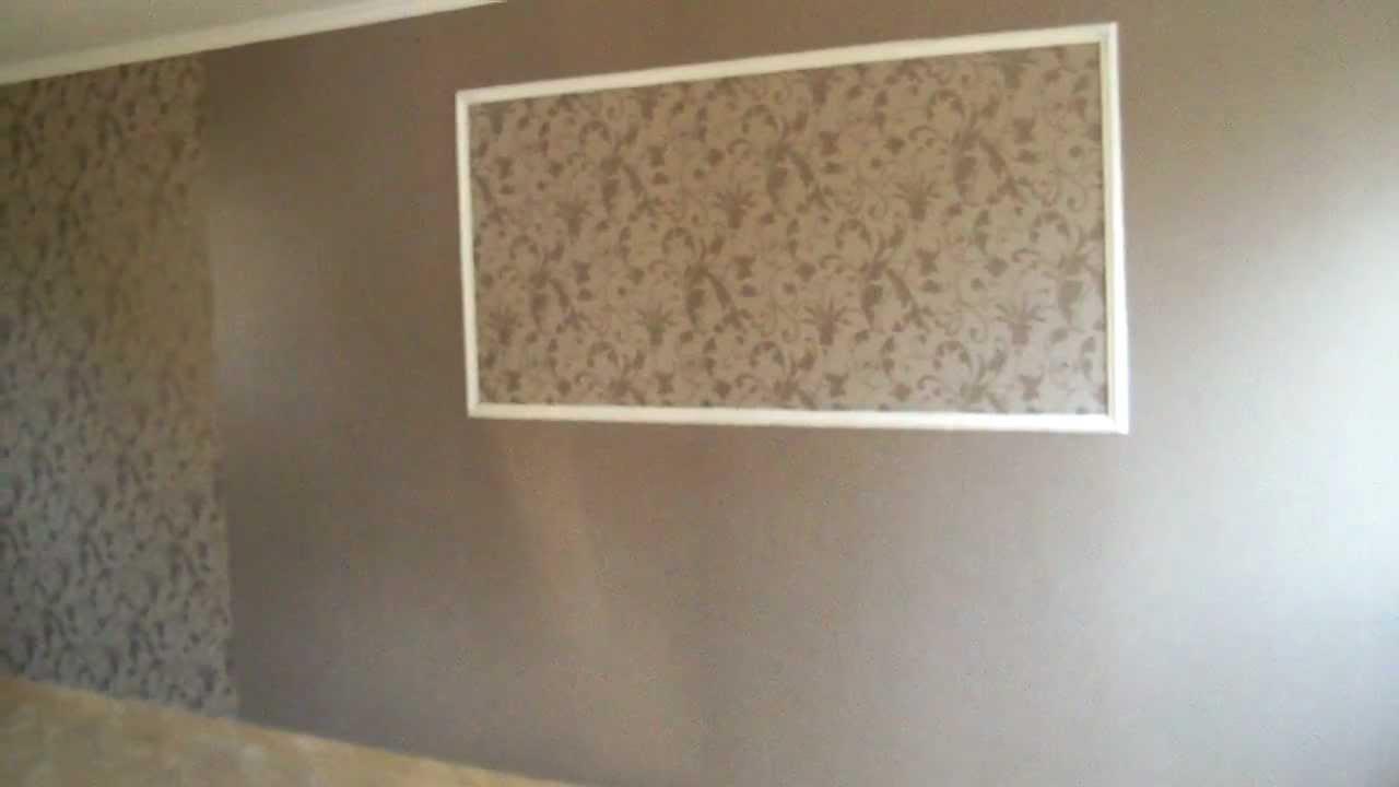 Vision wallcoverings (tapéta és stukkó) - YouTube