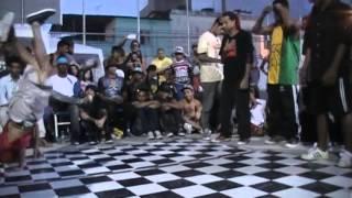 Mangue Boys X Soul Da Favela  5x5 batalha de prazeres