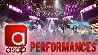ASAP: Krystal Brimmer, Sheena Belarmino and MNL48 sing Himig Handog 2018 'Dalawang Pag-ibig Niya'