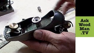 3 Of 3 -- Stanley No. 9 1/2 • Hand Plane Assembly • Woodworking Project