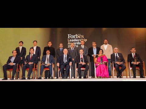 Forbes India Leadership Awards 2017 Full Telecast - Part 1