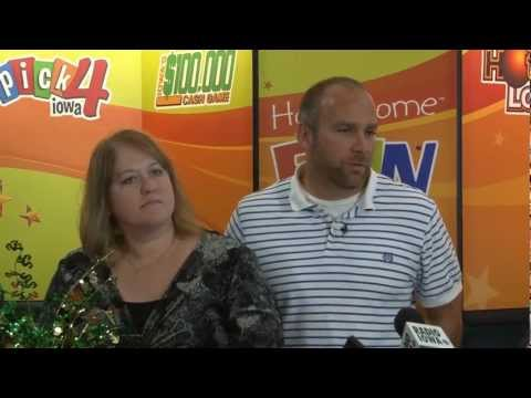 Couple Claims $202.1 Million Powerball Jackpot!