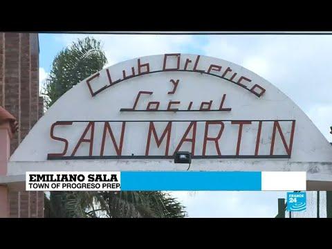 Argentine footballer Emiliano Sala's funeral to be held in hometown of Progreso