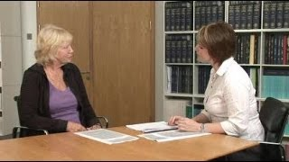 QLTS Skills Online - Interviewing and Advising - Exercise 4A
