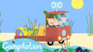 Ben and Holly's Little Kingdom - Summer Compilation