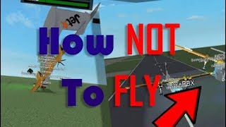 How NOT To Become a ROBLOX PILOT (w/ piohin32)