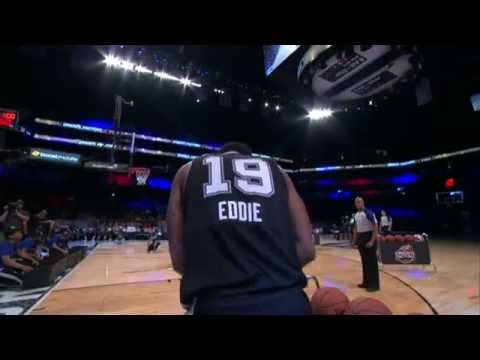 """""""Jarell Eddie catches fire to win the 2015 NBA D-League Three-Point Contest"""""""