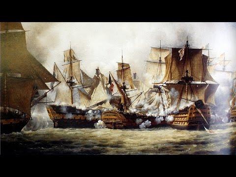 La Batallla de Trafalgar, documental