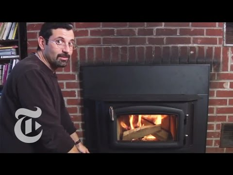 Business: Home Green Home: Fireplace Inserts | The New York Times