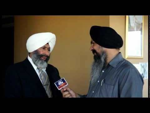 Interview on Road Test - Nirmal Singh Kalkat (Calgary, Canada.)