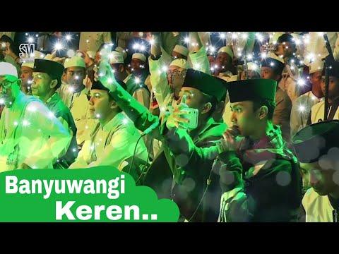 Syubbanul Muslimin - New Man Ana Azmi Feat Ahkam Banyuwangi Bersholawat Syubbanul Muslimin