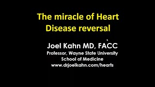 The Miracle Of Heart Disease Reverseal