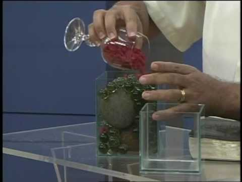Pedras (Mt 6.33) - Programa Conselho de Jetro