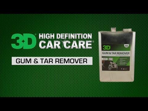 Gum & Tar Remover