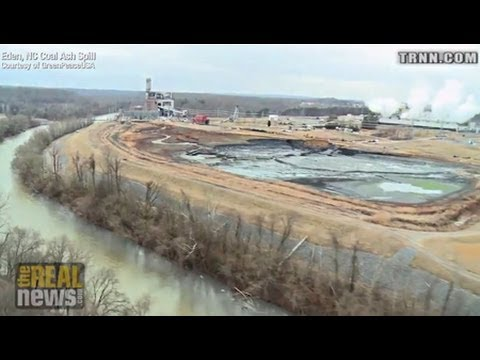 Regulatory Agencies Close Ties To Industry Lead to Failure of Accountability for NC Coal Ash Leak