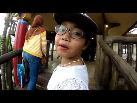 LET'S GO NINA...!! - Movie Animation Park Studios MAPS Perak @ Meru Raya, Perak (Part1)