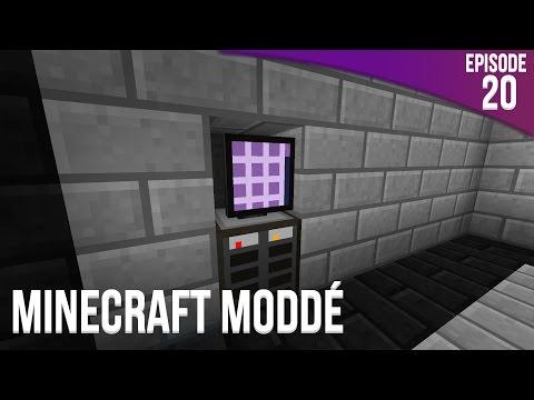 Dans le cloud ! | Minecraft Moddé S2 | Episode 20